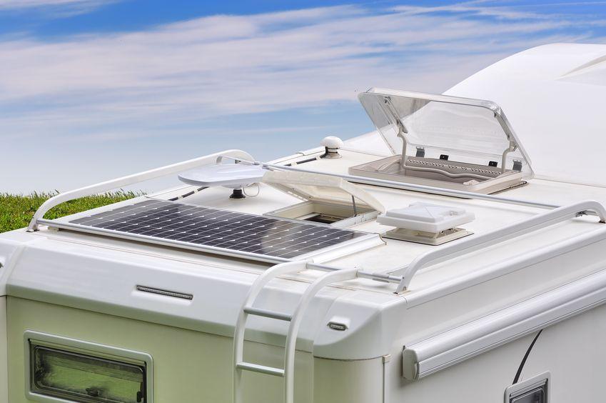 Solar Panel on RV