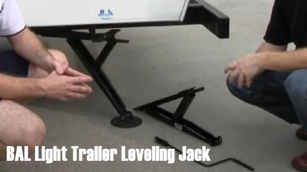 BAL Light Trailer Leveling Jack
